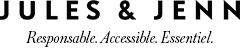 JULES & JENN mode responsable, prix accessible, style essentiel